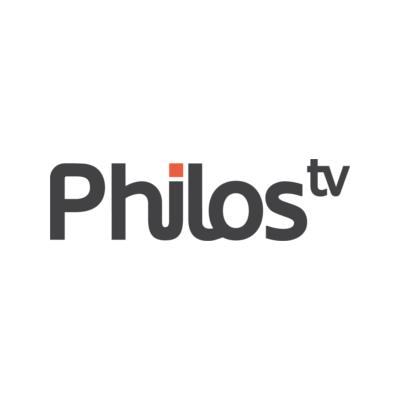 Logotipo Philos Tv